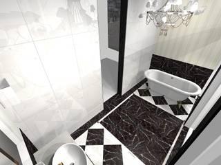 Classic style bathroom by Pracownia projektowania wnętrz Beata Lukas Classic