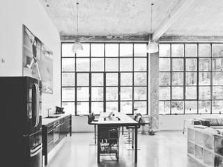 Innenarchitektur und Interieur Hauser - Architektur Minimalistische Küchen