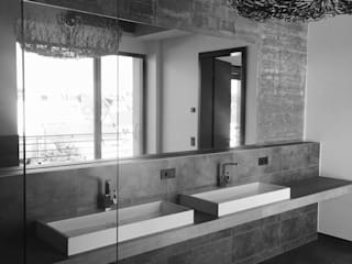 Innenarchitektur und Interieur Hauser - Architektur Industriale Badezimmer