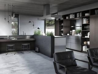 liva decor – yenilikçi mutfaklar: minimalist tarz , Minimalist