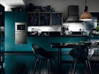 liva decor – yenilikçi mutfaklar: modern tarz Mutfak