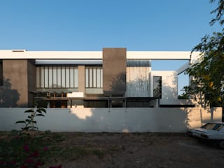 Bangna House Archimontage Design Fields Sophisticated