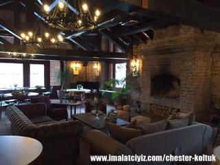 İmalatçıyız Lider KARACA Cafe Masa Sandalye Mobilya İmalatı İthalat İhracat  – Chester Koltuk :  tarz