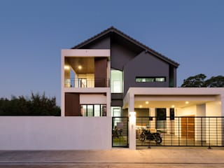Songprapa House โดย Archimontage Design Fields Sophisticated