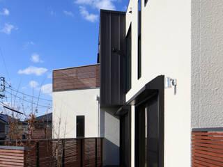 Maisons de style  par 川島建築事務所, Moderne