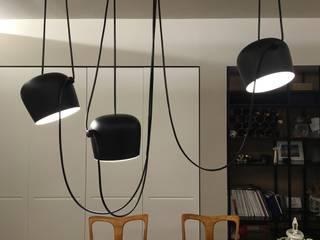 Moderne Wohnzimmer von cristina zanni designer Modern