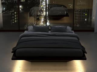 LEVEL bed di LAB43 Minimalista