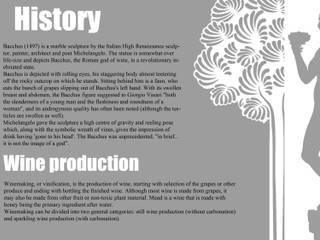 """Проект выставки """"Бахус"""", FLORENCE DESIGN ACADEMY:  в . Автор – Дизайн-бюро Анны Шаркуновой 'East-West'"""