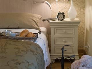 Sypialnia: styl , w kategorii Sypialnia zaprojektowany przez lehmanndesign