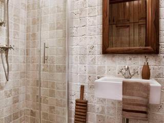 łazienka: styl , w kategorii Łazienka zaprojektowany przez lehmanndesign