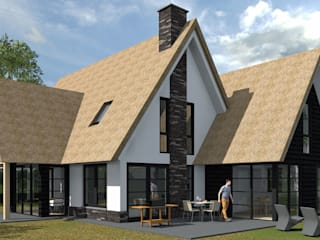 Bongers Architecten Country style house