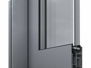 UltraGlide:   por Smartalu Aluminium Solutions,Eclético