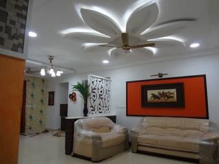 Sai Decors -  complete home interior designs @ rs1190/sqft:   by Sai Decors,