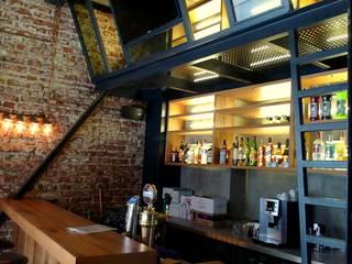 Stok Mimarlık / Tasarım / Atölye – Raven Pub:  tarz Bar & kulüpler