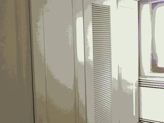 Stok Mimarlık / Tasarım / Atölye – Ata Demirer Evi: eklektik tarz tarz Giyinme Odası
