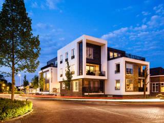 Blockhove Heiloo:   door Sander Douma Architecten BNA