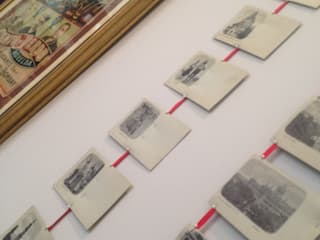 A interiorismo by Maria Andes ห้องทำงาน/อ่านหนังสือ เงิน/ทอง Amber/Gold