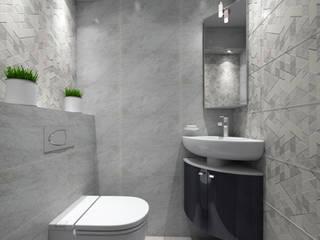 Лето Дизайн Eclectic style bathroom
