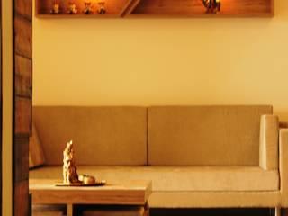 Salon moderne par GREEN HAT STUDIO PVT LTD Moderne