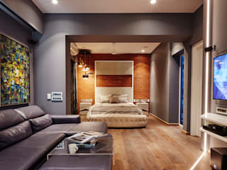 :  Bedroom by Interface