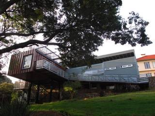บ้านและที่อยู่อาศัย by A4AC Architects