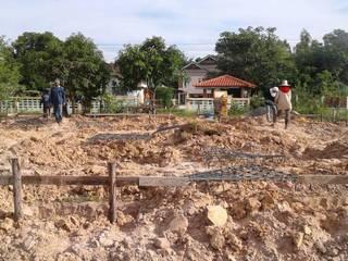 การก่อสร้าง โดย ช่างเจียมก่อสร้าง
