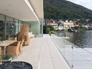 Modern Terrace by Egg and Dart Corporation GmbH & Co.KG | München Modern