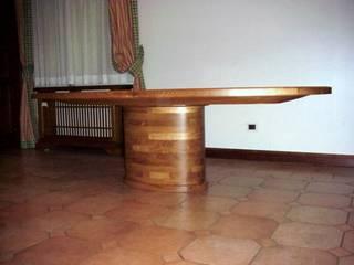 Gli Artigiani dei f.lli M.& S. Cordi snc SalasMesas de centro y auxiliares Madera