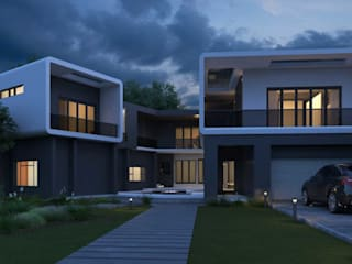 Facelift & additions Essar Design Modern houses