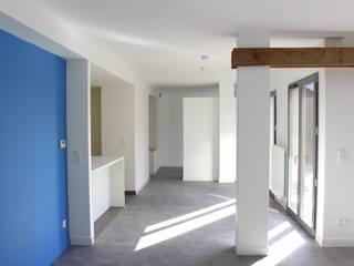 3B Architecture Living roomAccessories & decoration White