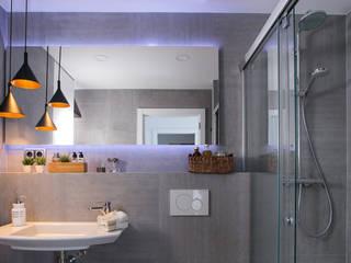 Reformas de baños de LAUTOKA URBANA Moderno