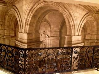 Murs & Sols coloniaux par Resurface Graphics Colonial