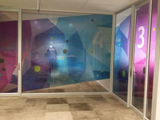 Modern windows & doors by Resurface Graphics Modern