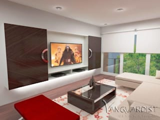 :  de estilo  por Vanguardist Design Studio