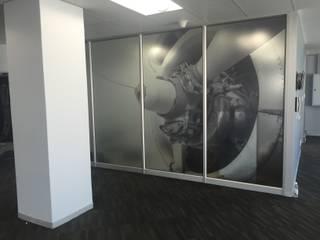 Bureau moderne par Resurface Graphics Moderne