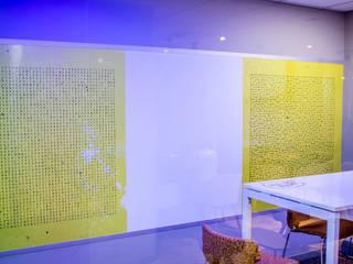 Modern study/office by Resurface Graphics Modern