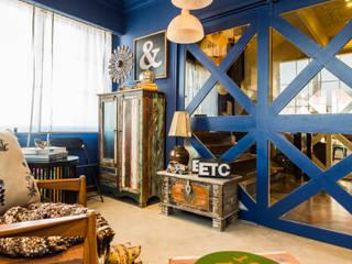 Phòng khách by Turiya Lifestyle LLP