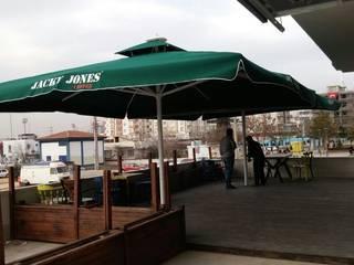 Akaydın şemsiye Gastronomy Aluminium/Zinc Green
