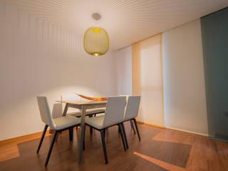 Mobiliario e Iluminación de salones Salones de estilo moderno de Anna Sanz Design Interiorismo Moderno