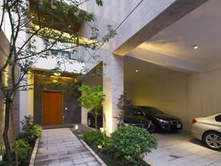 Casas modernas de 大也設計工程有限公司 Dal DesignGroup Moderno