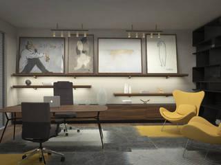 ESTUDIO:  de estilo  por Lasso Design Studio