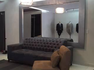 SALA DE ESPERA:  de estilo  por Lasso Design Studio