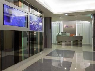 Lojas & Imóveis comerciais modernos por 大也設計工程有限公司 Dal DesignGroup Moderno