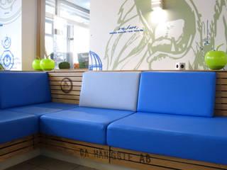 Lounge Detail:  Hotels von DUELLI KLEE Dipl. Ing. Innenarchitektur Partnerschaft