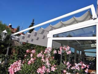 Pergola Zen: styl , w kategorii Ogród zaprojektowany przez SPIN Bobko i Staniewski sp.j.