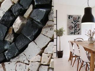 Peonias:  de estilo  por GALIZIA V Mosaicos