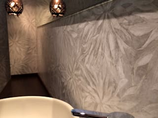 Aseo: Baños de estilo  de Arqbellytura