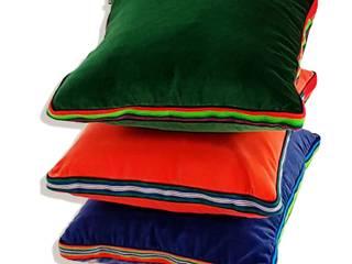 Duże poduszki bawełniany aksamit, folk glamour: styl , w kategorii  zaprojektowany przez FOLKA