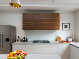 East Finchley Home Modern Kitchen by Studio Mark Ruthven Modern
