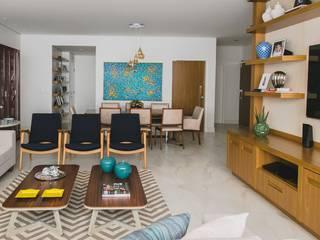 Projeto Araraquara por Marina La-Gatta Design de Interiores Moderno